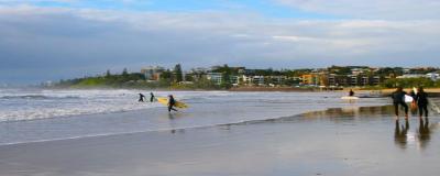 Alex Lefts beach